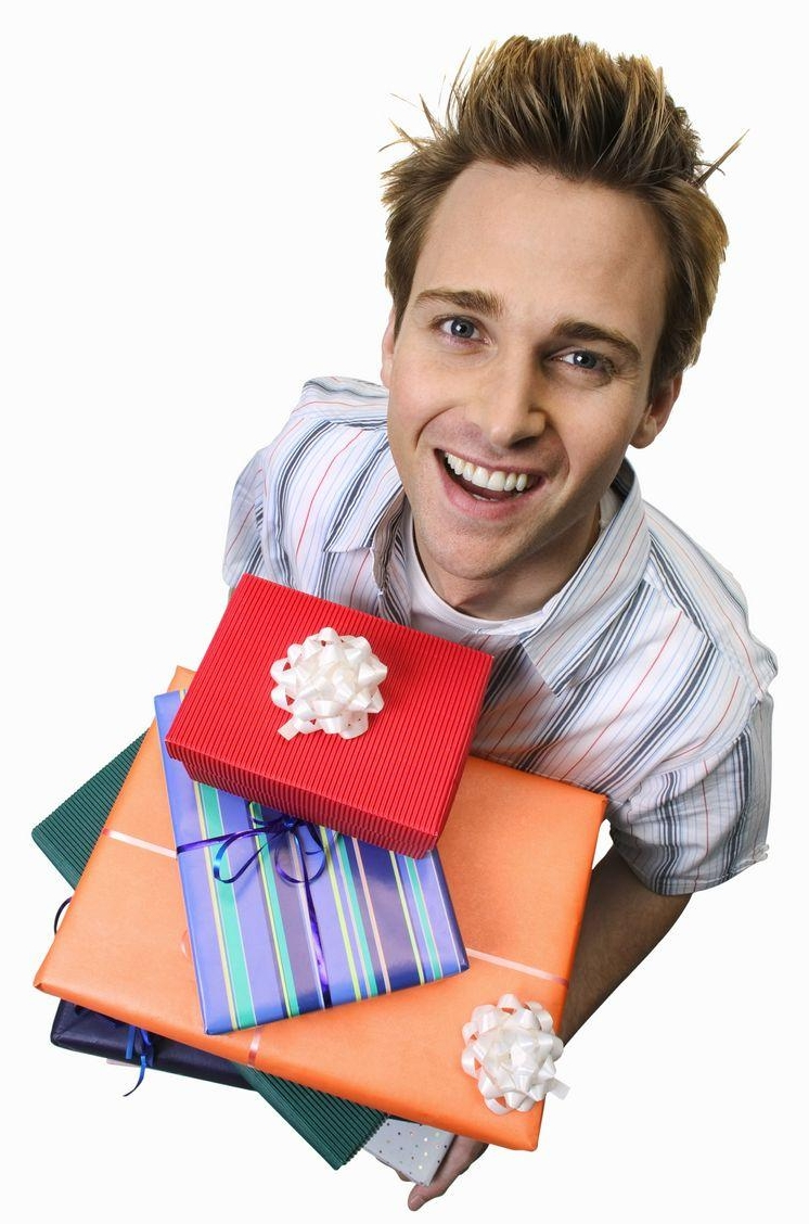 Подарок от парня на день влюбленных