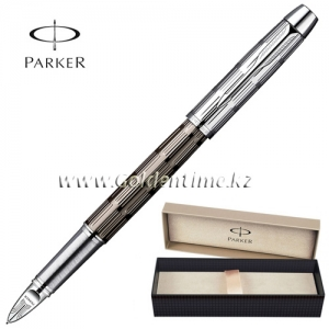 Ручка Parker '5th mode' IM Premium Twin Chiselled CT S0976070