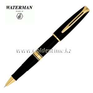 Ручка Waterman Charleston Ebony Black GT S0701000