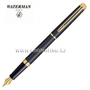 Ручка Waterman Hemisphere Matt Black GT S0920710