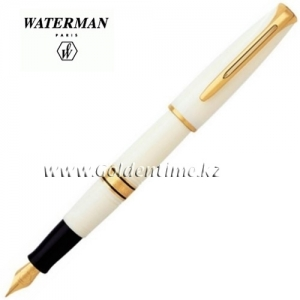 Ручка Waterman Charleston Ivory White GT S0701130