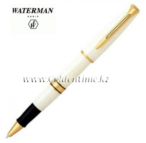 Ручка Waterman Charleston Ivory White GT S0701150