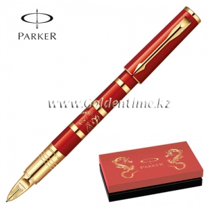 Ручка Parker '5th mode' Slim Red Dragon GT Limited Edition 1861197