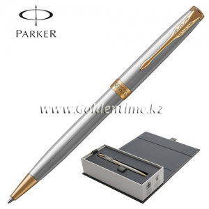 "Ручка Parker ""Sonnet"" Stainless Steel GT 1931507"