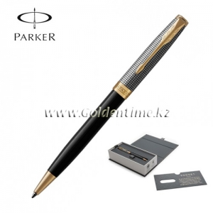 Ручка Parker Sonnet , Chiselled and Black GT 1931540