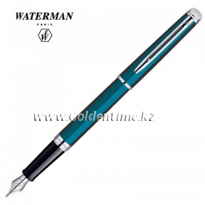 Ручка Waterman Hemisphere Metallic Blue CT 1869013