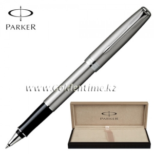 Ручка роллер Parker 'Sonnet' Stainless Steel S0809230