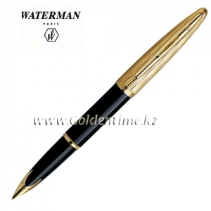 Ручка Waterman Carene Essent Black&Gold GT S0909750