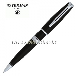 Ручка Waterman Charleston Ebony Black CT S0701060