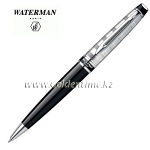 Ручка Waterman Expert Deluxe Black CT S0952360