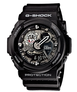 Часы Casio G-SHOCK GA-300-1ADR