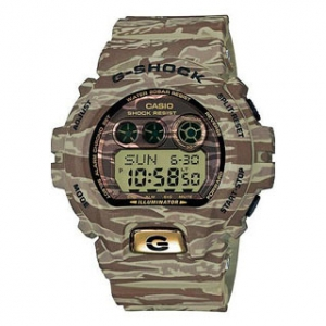 Часы Casio G-SHOCK CAMOUFLAGE GD-X6900TC-5ER