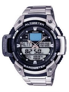 Часы Casio SGW-400HD-1BVDR