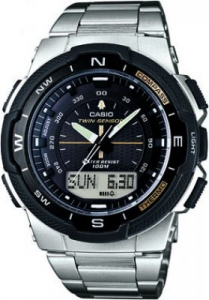 Часы Casio SGW-500HD-1BVDR