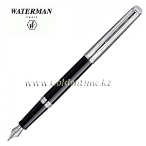 Ручка Waterman Hemisphere Deluxe Black CT S0921090