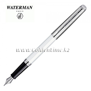 Ручка Waterman Hemisphere Deluxe White CT S0921250