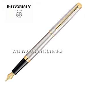 Ручка Waterman Hemisphere Essential Stainless Steel GT S0920310