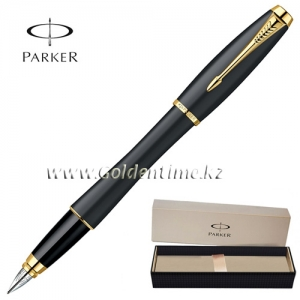 Ручка Parker 'Urban' Muted Black GT S0850640