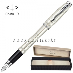 Ручка Parker '5th mode' Urban Premium Pearl Metal Chiselled CT S0976030